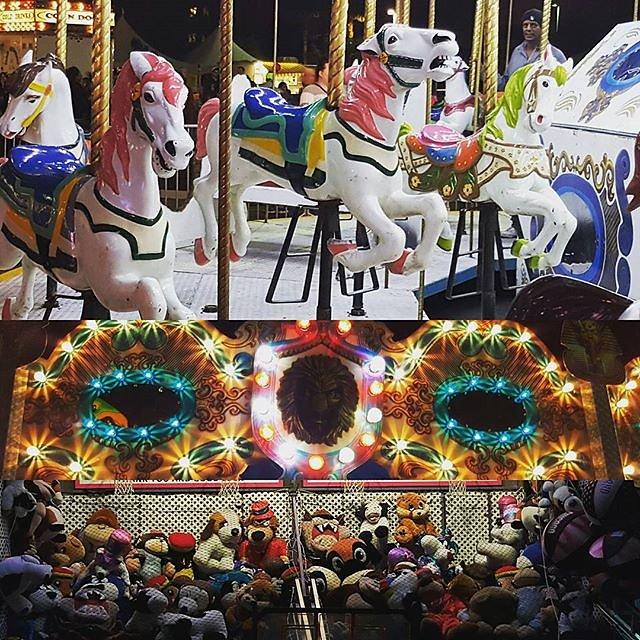 Had fun at the #carnival tonight #vegas